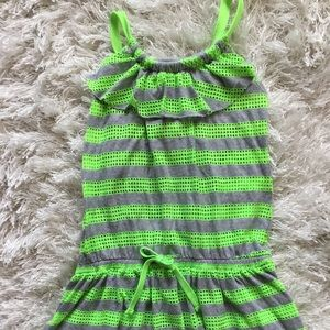 JUSTICE Girls size 6/7 or 12 SWIM 🏊♀️ COVER